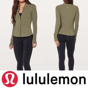 Lululemon | The Ease Jacket in Sage